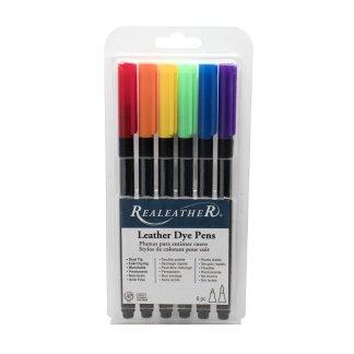 leather dye pens, dye pens, leather markers