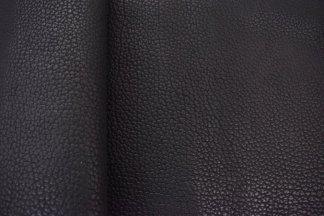 Black Utta Bison Leather