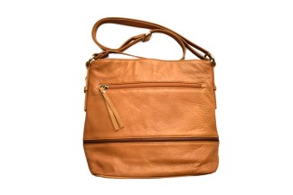 osgoode marley, leather bag, brown bag, leather purse