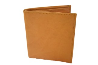 leather wallet, tan wallet, hipster wallet