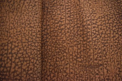 Kilauea Bison Leather