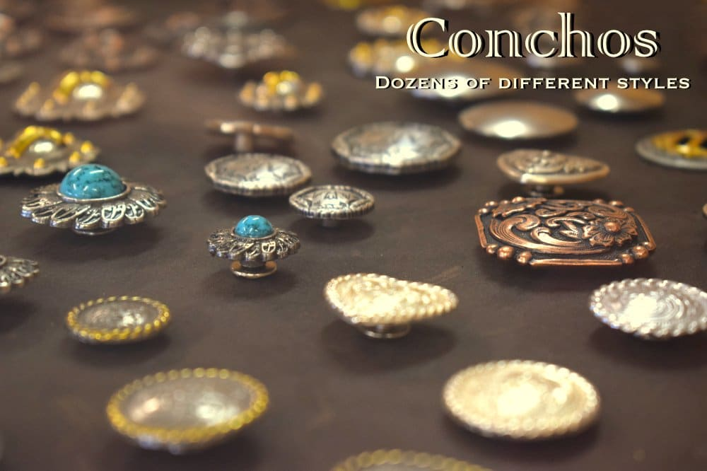 Conchos for Crafts