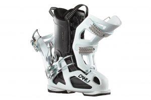Dahu ski boot compasso d'oro