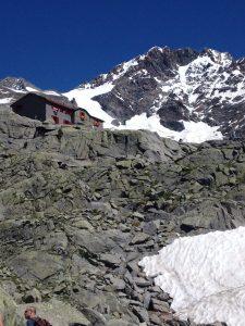 Italian Alps images -Rifugio Cesare Ponti Valle di Preda Rossa Val Masion Valtellina Alps