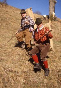Mountain Culture- Italy's Alpine smugglers spallone-contrabbandieri