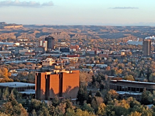 Downtown Billings Montana
