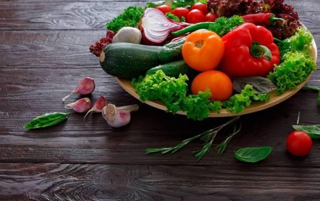 Heart healthy vegetables