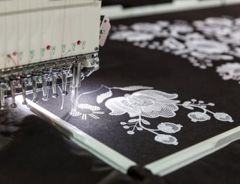 High-Tech Embroidery