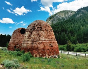 Photo Contest: Canyon Creek Charcoal Kilns, by Norma Russell