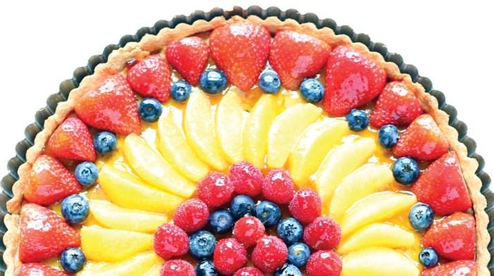 MSN 345 - Glorious Fruit Tart for Grownups