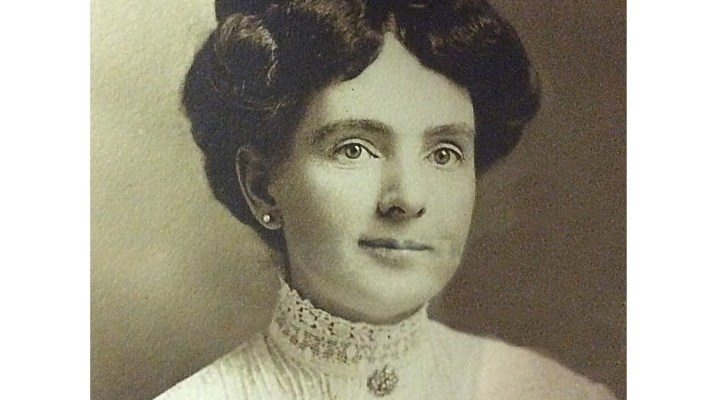 Montana Pioneer Dentist Elma Brockman
