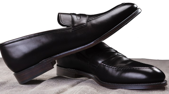 Pair of Loafers: I wanted to find a way to hide my own feet