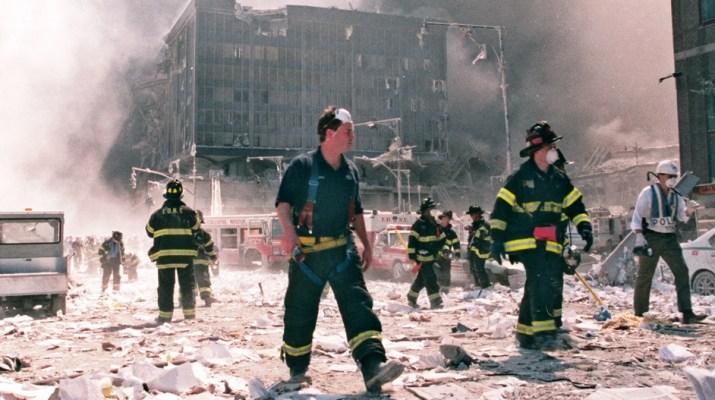 Walking Through the Wreckage Post 9-11