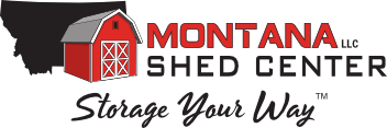 Montana Shed Center Logo