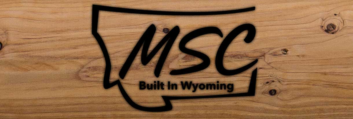 MSC Manufactured In Wyoming