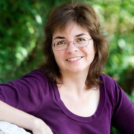 Author Leslie Budewitz