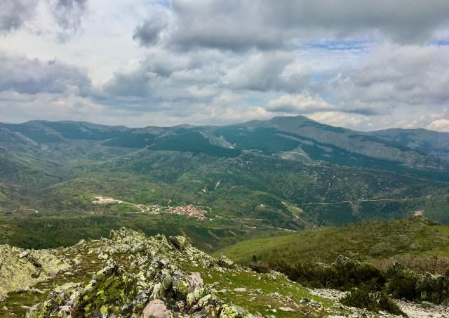 Puebla de la Sierra.