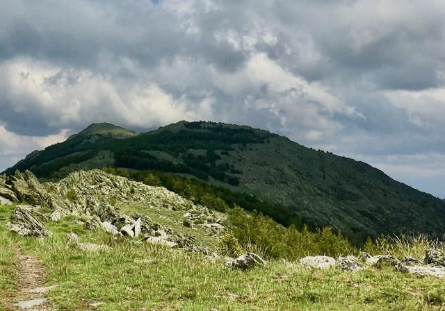 Cerro Concha (1775 m).