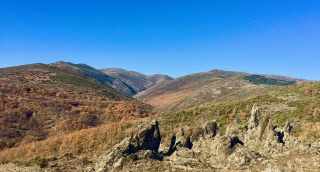 Valle del río Berbellido.