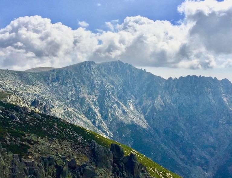 Pico La Mira (2343 m).