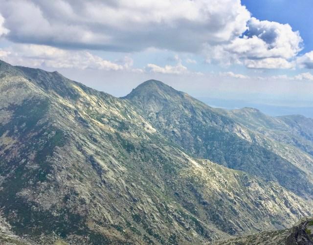 Cabezo del Cervunal (2089 m).