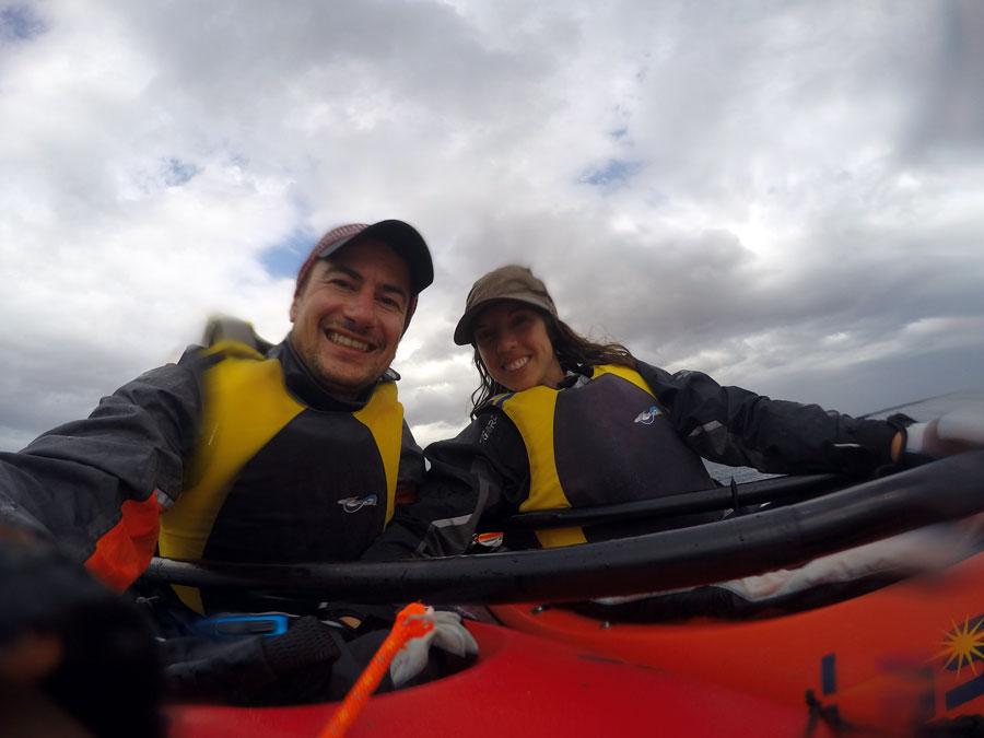 travesía kayak menorca 1