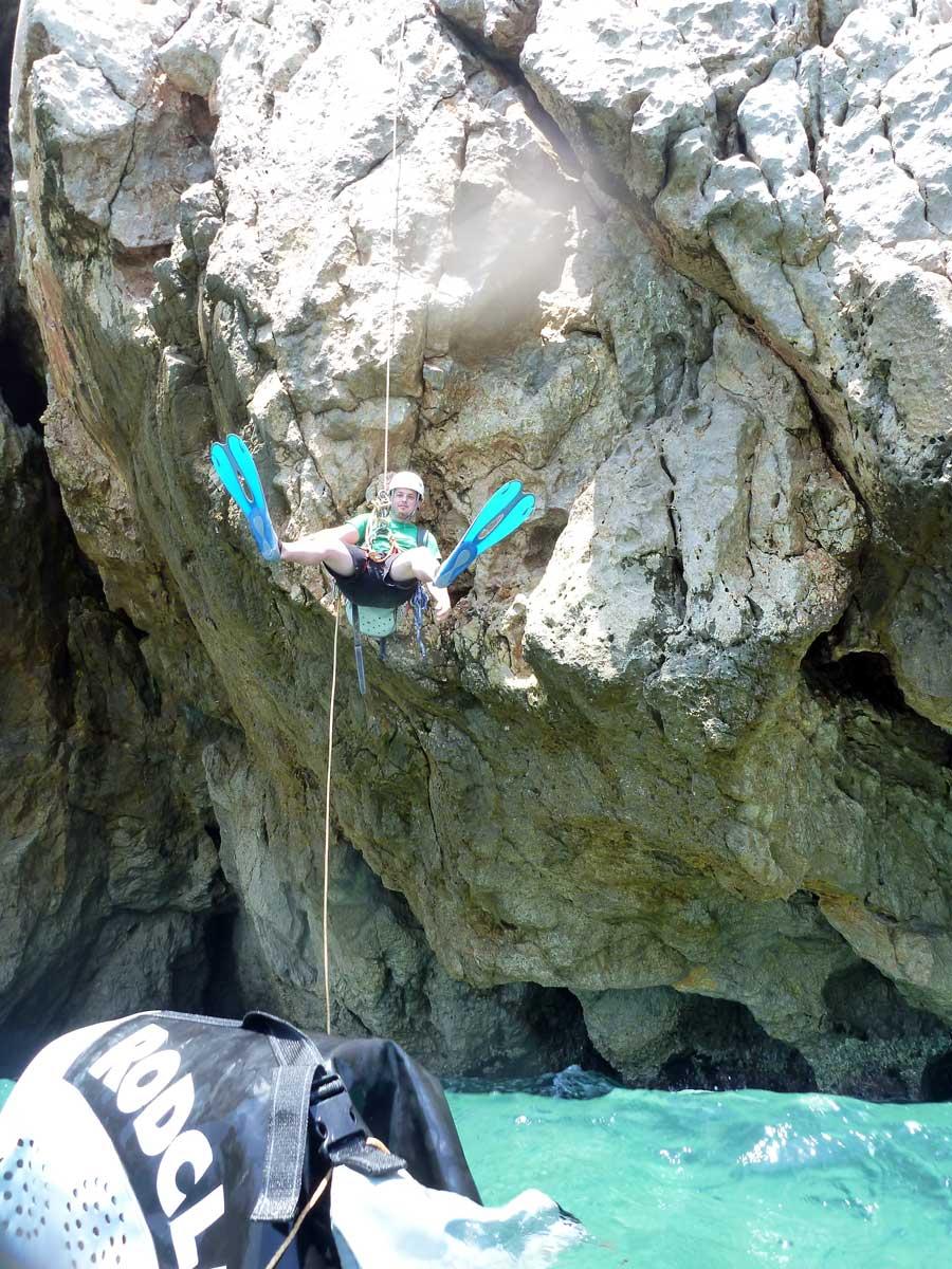combinar actividades de montaña