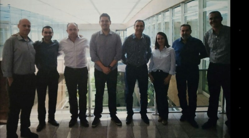 Sicoob Credivaz participa de encontro com Cooperativas no Bancoob em Brasília