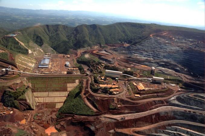 Mais três barragens da Vale em alerta máximo em Minas Gerais