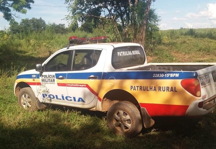 Bandidos roubam veículos, dinheiro e diversos produtos em fazenda no município de Lagoa Grande