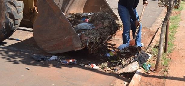 Campanha de limpeza está em andamento; confira os locais nesta semana