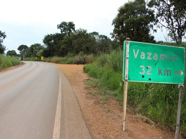 Estrada que liga Guarda-Mor às regiões de Comprido e Vazamor ganhará pavimentação asfáltica