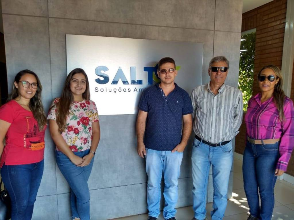 VAZANTE: Equipe das secretarias de Meio Ambiente e SEMOB visitam aterros sanitários em Uberlândia