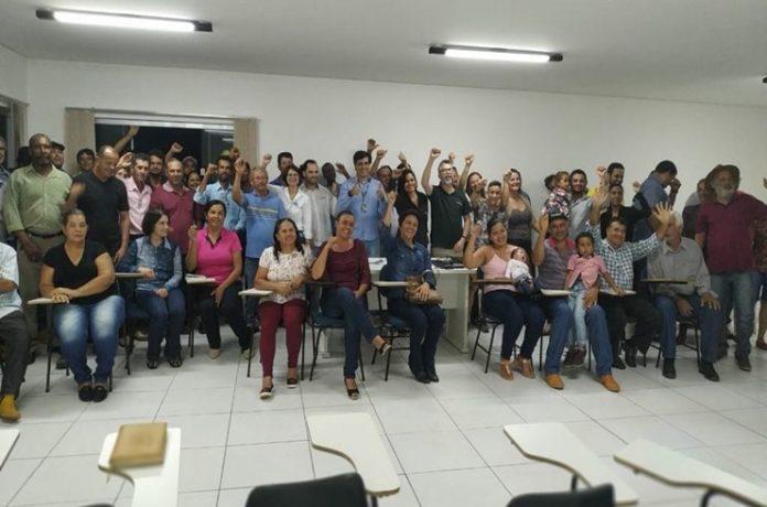 Produtores rurais de Vazante comparecem em peso à reunião do ATeG