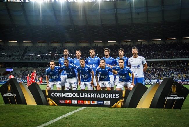 Perto de garantir melhor campanha geral, Cruzeiro pode alcançar recorde na Libertadores