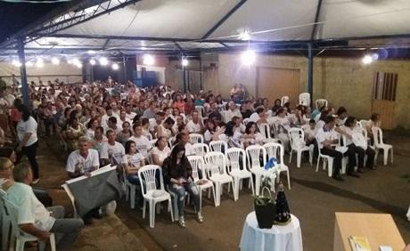 Começa hoje as festividades de Nossa Senhora Aparecida no bairro Serra Dourada