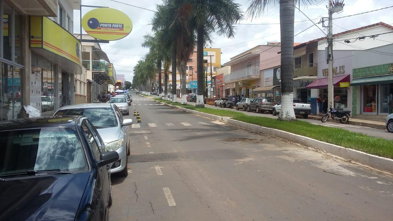CDL divulga horário natalino do comércio em Vazante