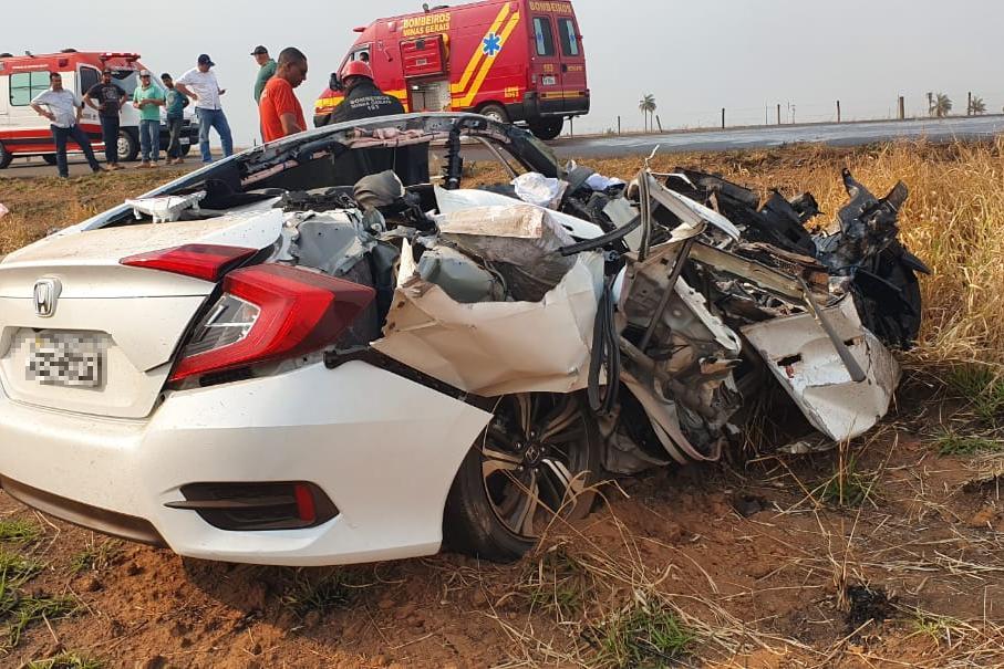 Feriado de Ano Novo registra sete mortes e 125 acidentes nas rodovias federais de Minas