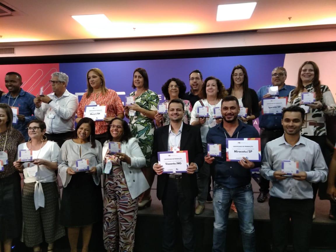Educação de Vazante entre as melhores do Brasil