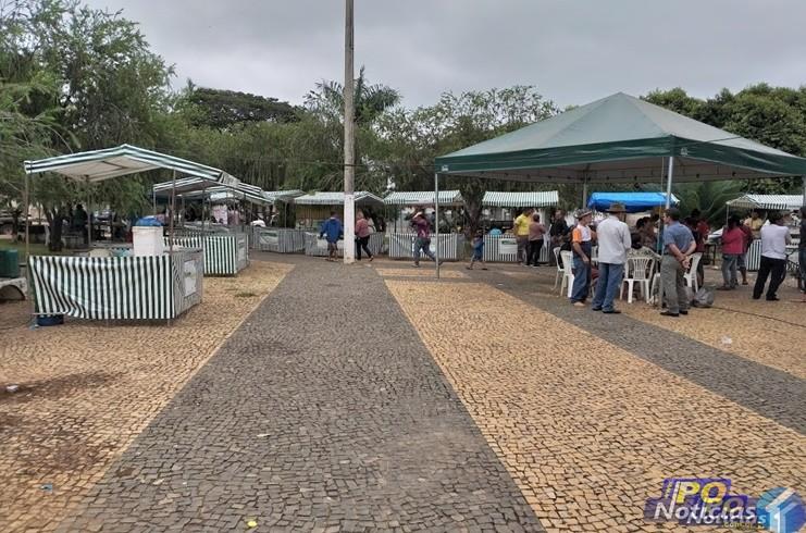 Prefeitura libera realização da Feira Livre do Produtor Rural em Presidente Olegário