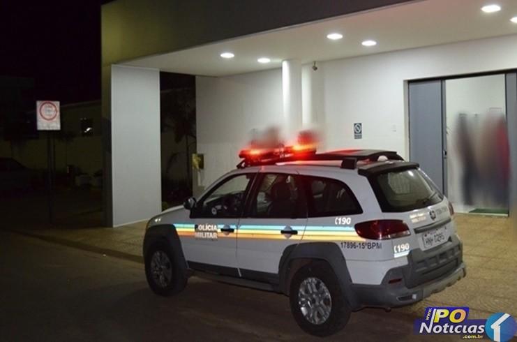 Mulher de 40 anos é esfaqueada em bar na cidade de Lagoa Formosa