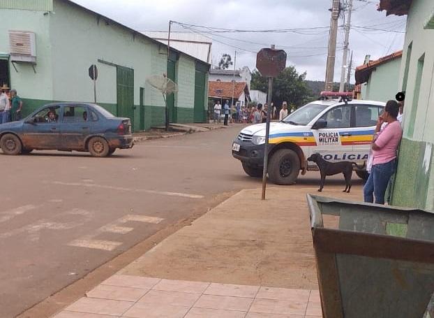 Criminoso é morto durante assalto em Vazamor, município de Vazante