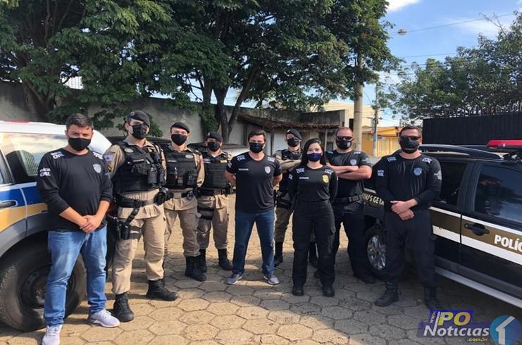 Policiais Penais são alvo de operação em várias cidades de Minas que investiga entrada de celulares e drogas em Penitenciária