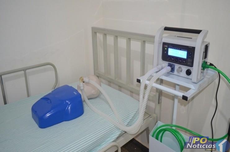 Lagoa Formosa recebe 3 respiradores para auxiliar no combate ao coronavírus