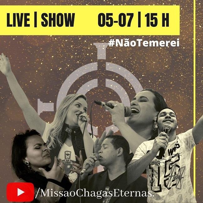 UBERLÂNDIA/VAZANTE – Banda Católica convida para live show neste domingo (5)