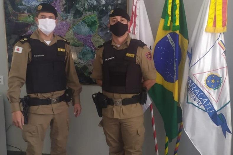 Polícia Militar terá troca de comando em Vazante no final de agosto