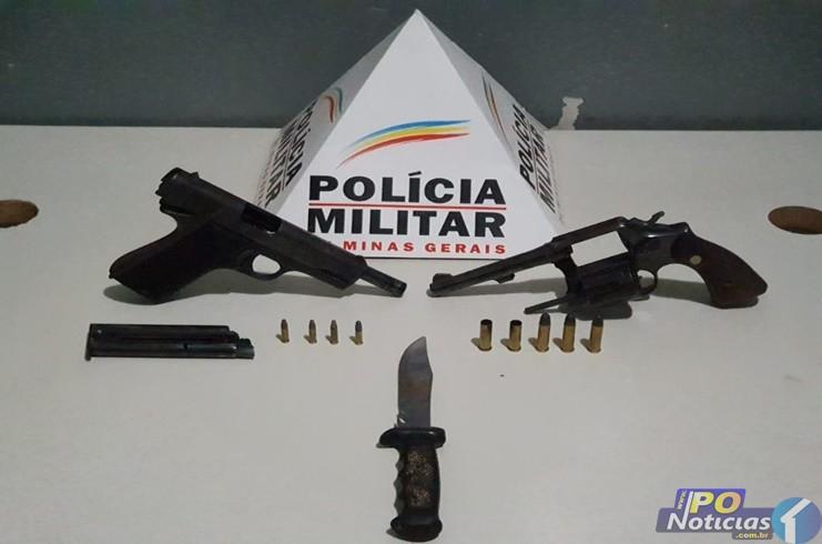 Vítima reage a assalto e mata criminoso com dois tiros em Paracatu