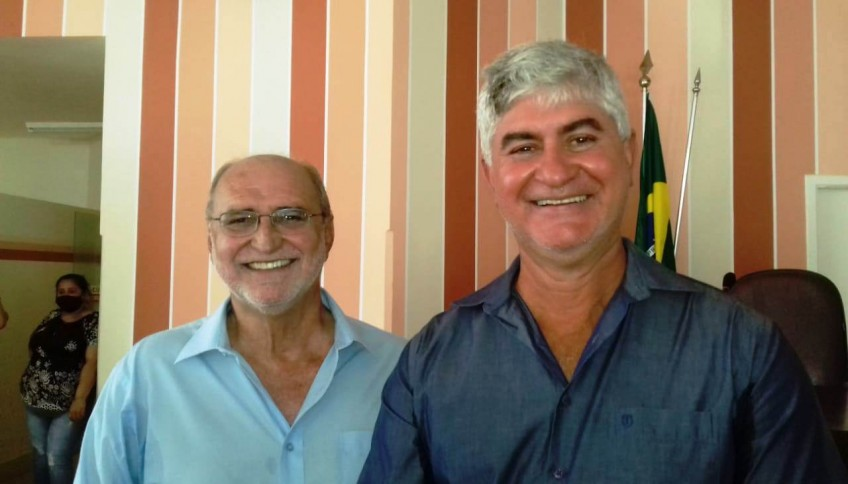 Partidos indicam Jacques e Dr. Leonardo como candidatos à reeleição
