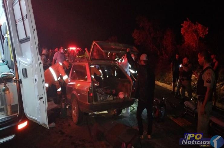 Polícia diz que condutor que provocou acidente na MGC-354 tinha feito uso de bebida alcoólica