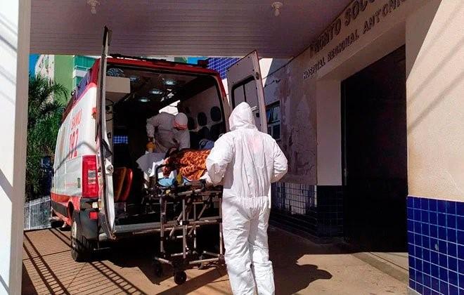 Sem médicos, Hospital Regional pode interromper atendimento para pacientes de Covid-19